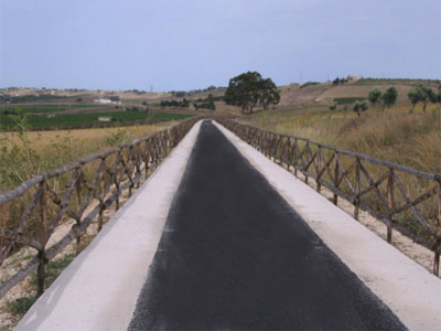 pista ciclabile menfi-porto palo