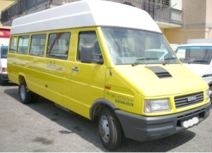bus navetta menfi marittima scuolabus