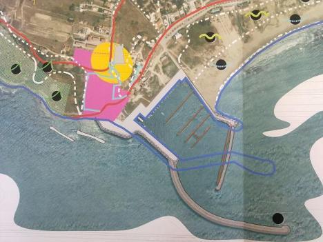 Porto turistico di Porto Palo, approvato a Menfi il nuovo progetto