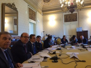 Michele Botta in  Commissione Ars - Assemblea Regionale Siciliana